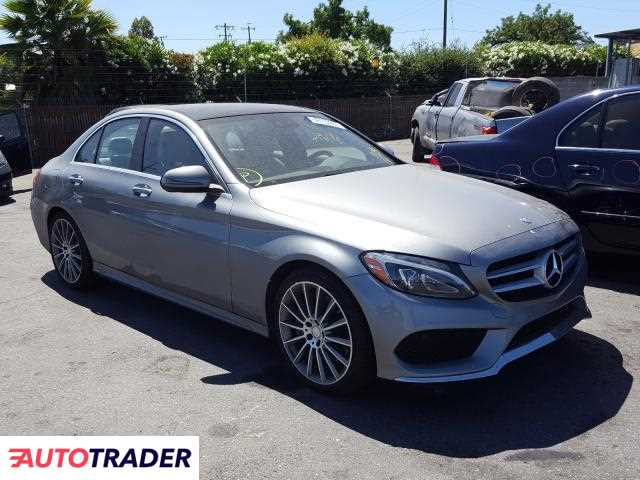 Mercedes 300 2016 2