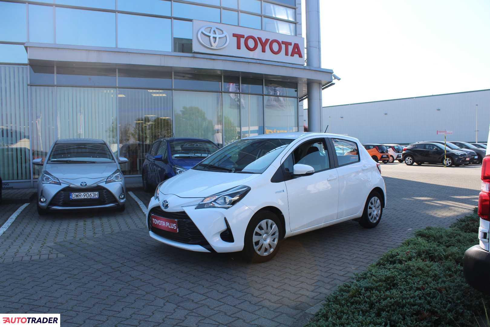 Toyota Yaris 2017 1.5 100 KM