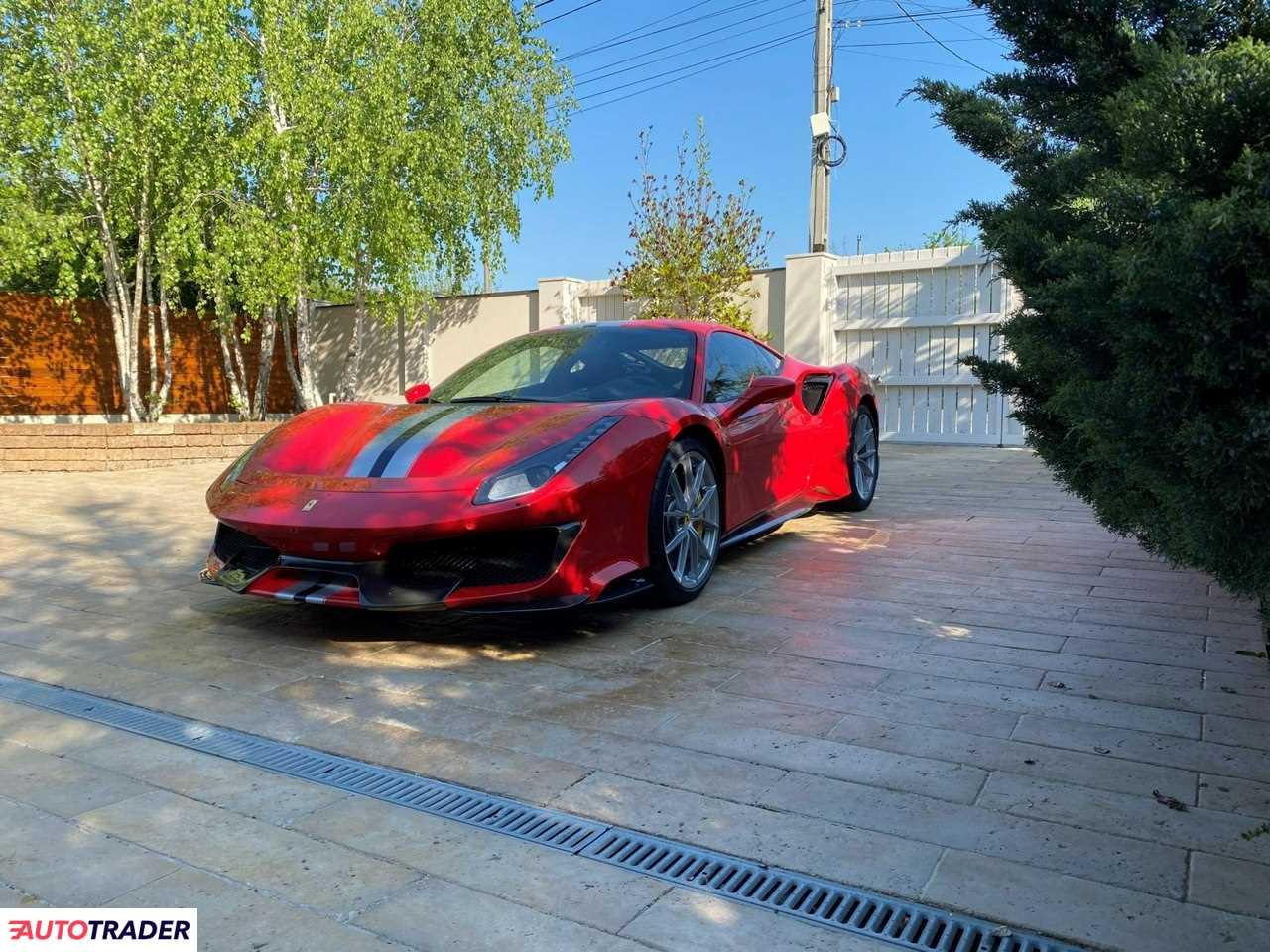 Ferrari Pozostałe 2020 3.9 669 KM