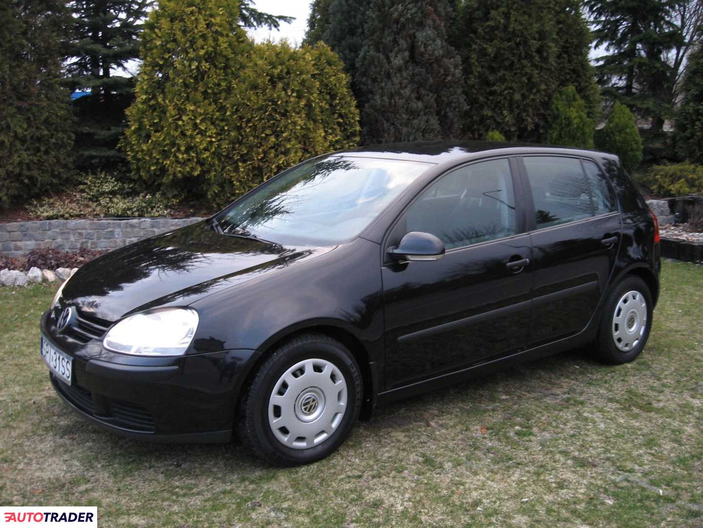 Volkswagen Golf 2005 1.9 77 KM