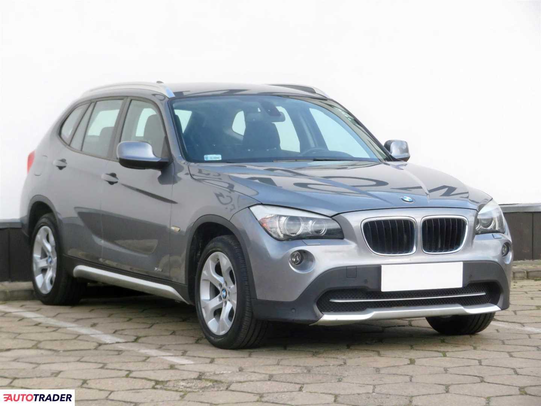 BMW X1 2011 2.0 140 KM