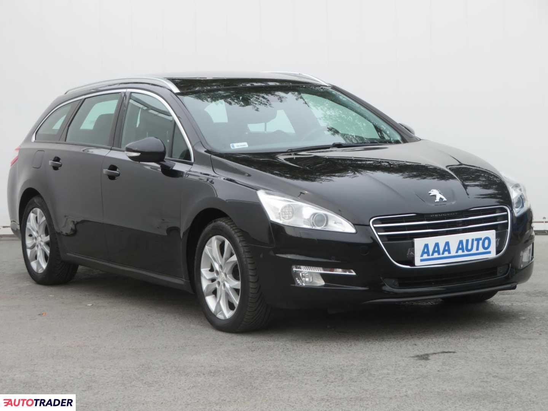 Peugeot 508 2012 2.0 160 KM