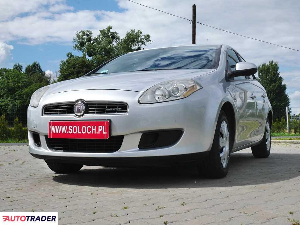 Fiat Bravo 2008 1.6 105 KM