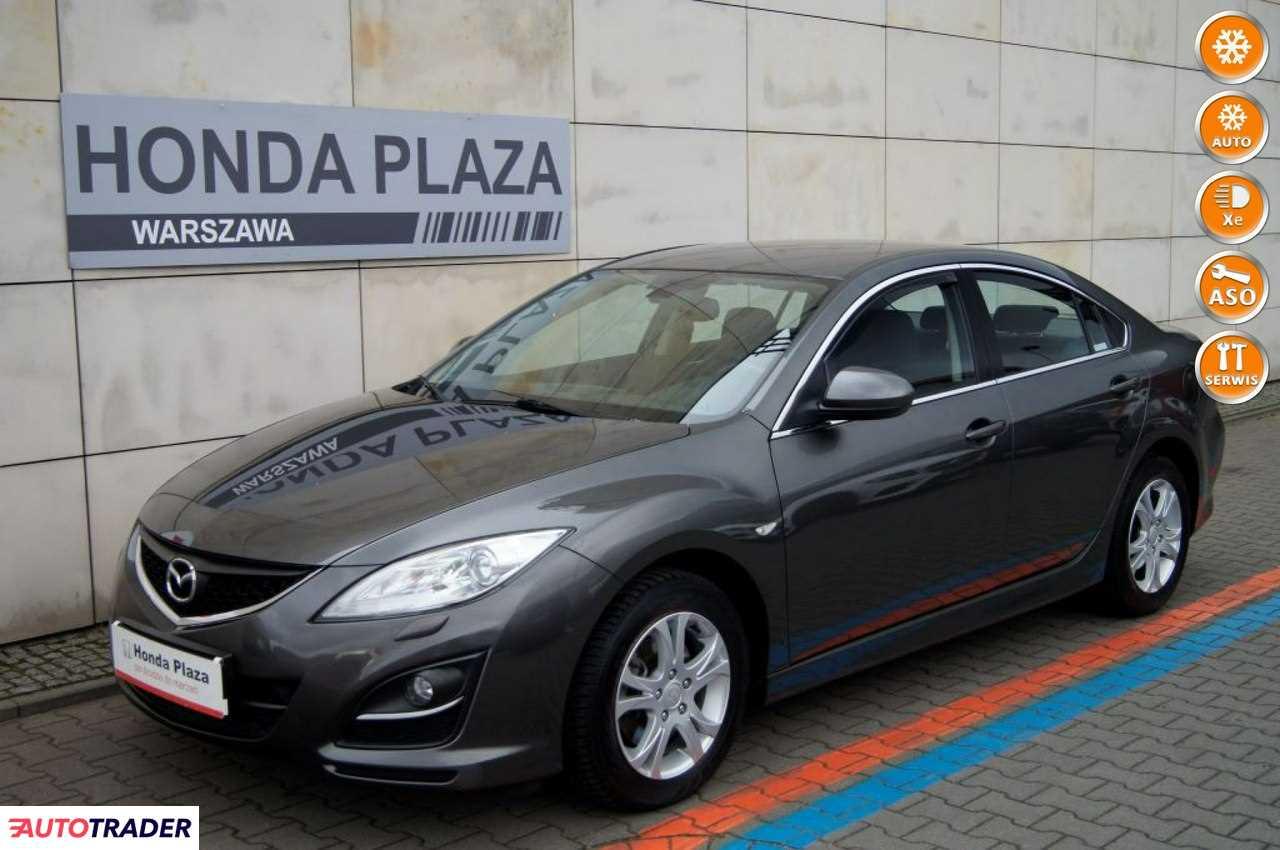 Mazda 6 2011 2 155 KM