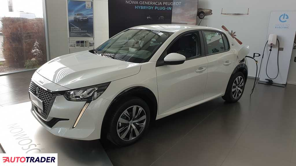Peugeot 208 2020 0.0 136 KM