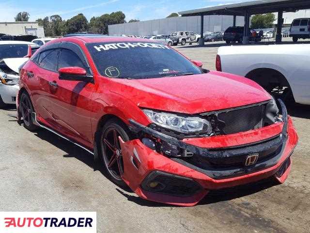 Honda Civic 2017 1