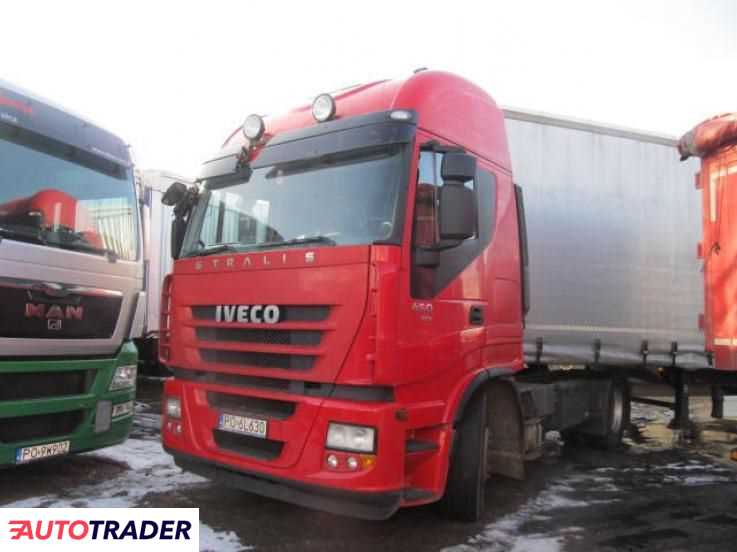 Iveco STRALIS AT 440S42 T/P 4x2