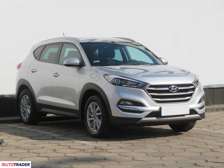 Hyundai Tucson 2016 1.6 130 KM