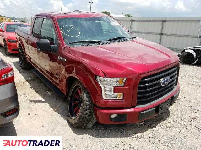 Ford F150 2017 2