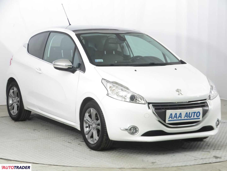 Peugeot 208 2013 1.6 118 KM