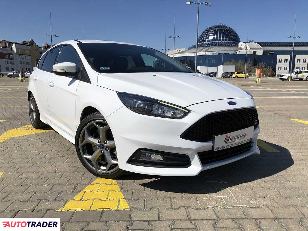 Ford Focus 2017 2.0 250 KM