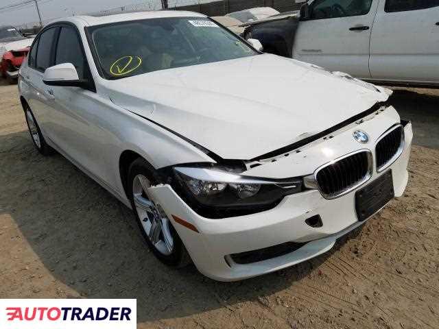 BMW 328 2015 2