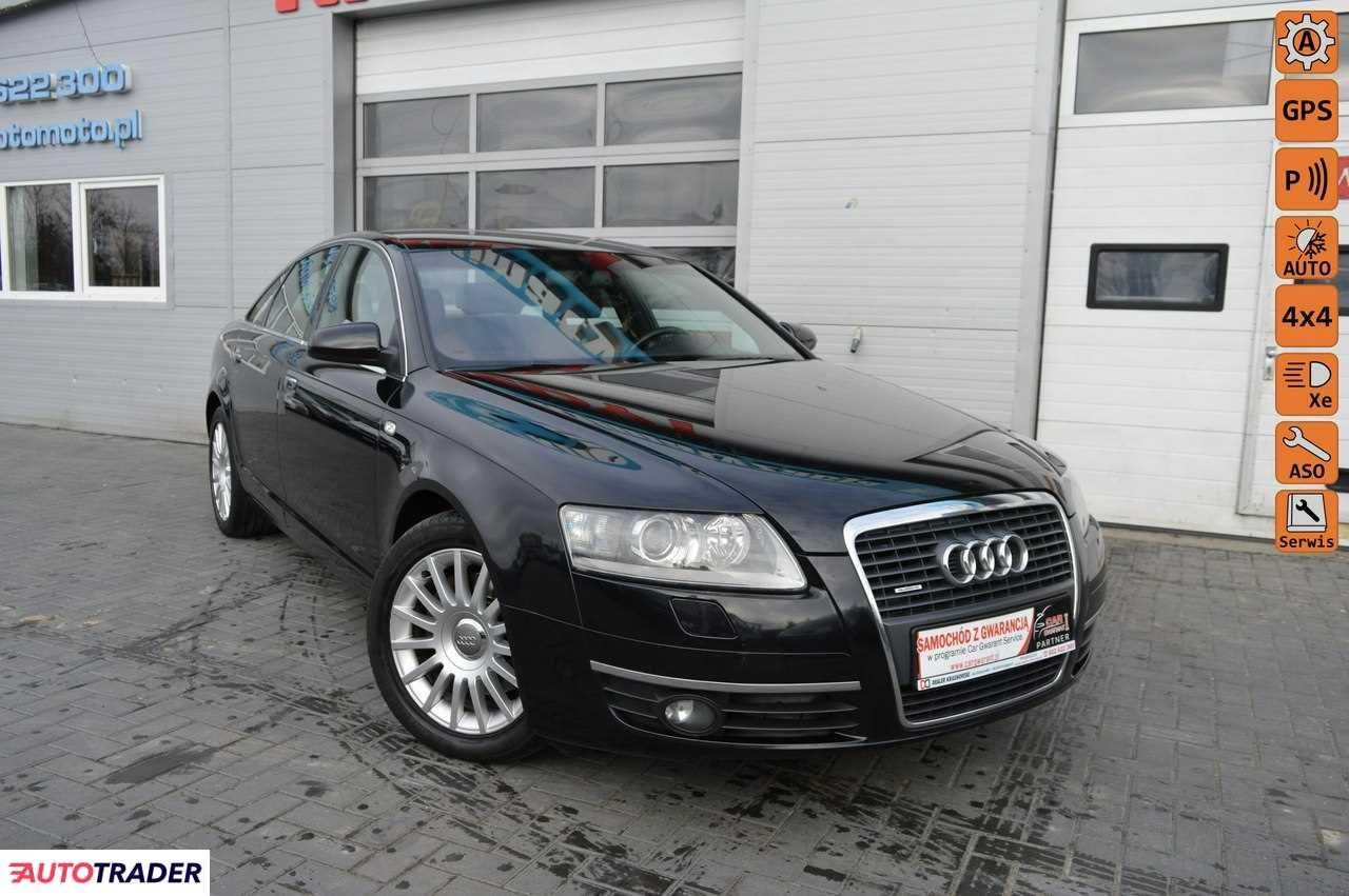 Audi A6 2006 2.7 163 KM