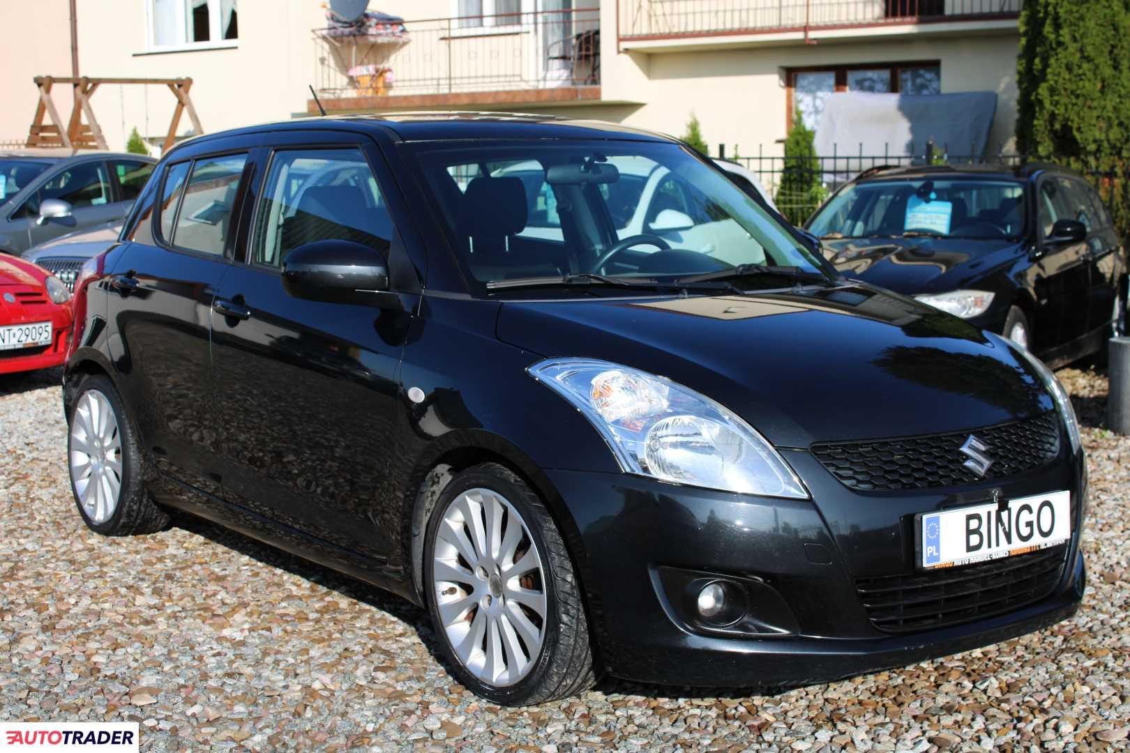 Suzuki Swift 2010 1.2 94 KM