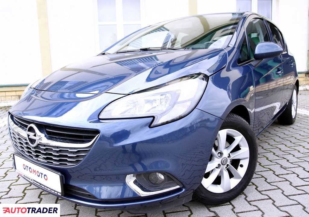 Opel Corsa 2016 1.4 90 KM