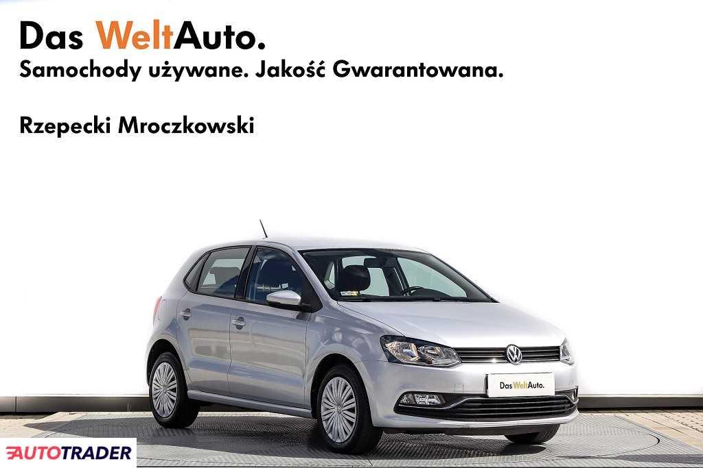 Volkswagen Polo 2016 1.2 90 KM
