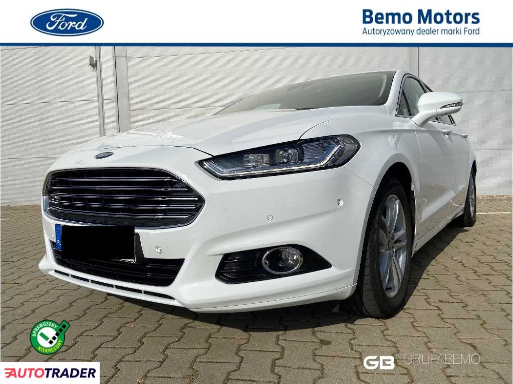 Ford Mondeo 2017 2.0 150 KM