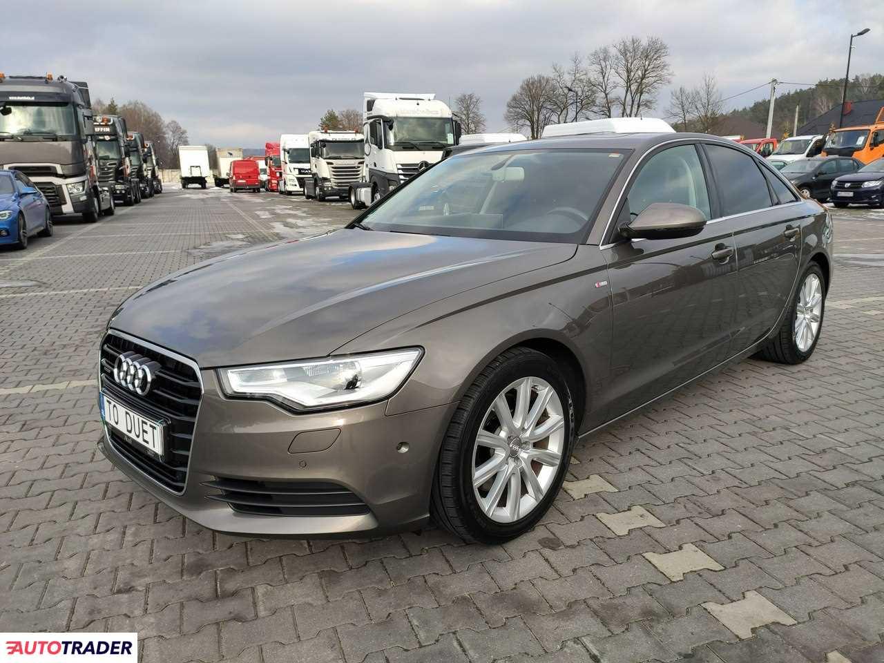 Audi A6 2011 3.0 245 KM
