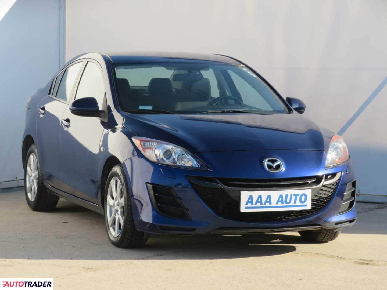 Mazda 3 2010 1.6 103 KM
