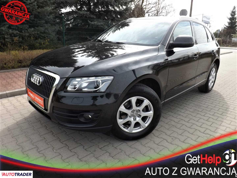 Audi Q5 2009 2.0 170 KM