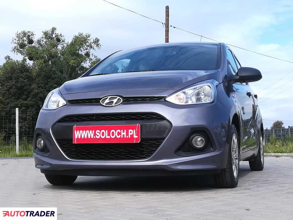 Hyundai i10 2015 1 67 KM