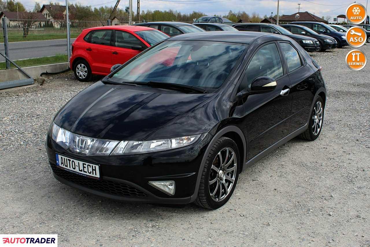 Honda Civic 2007 1.4 83 KM