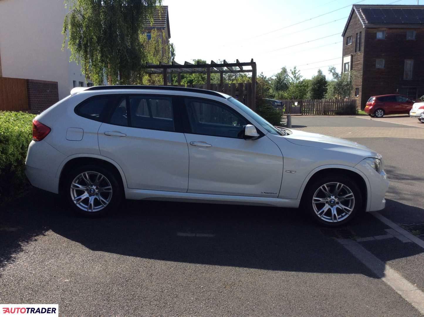 BMW X1 2012 2.0 140 KM