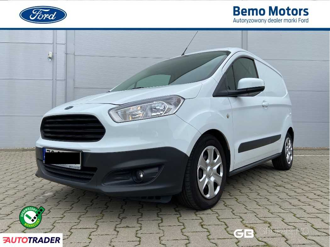 Ford Courier 2016 1.6