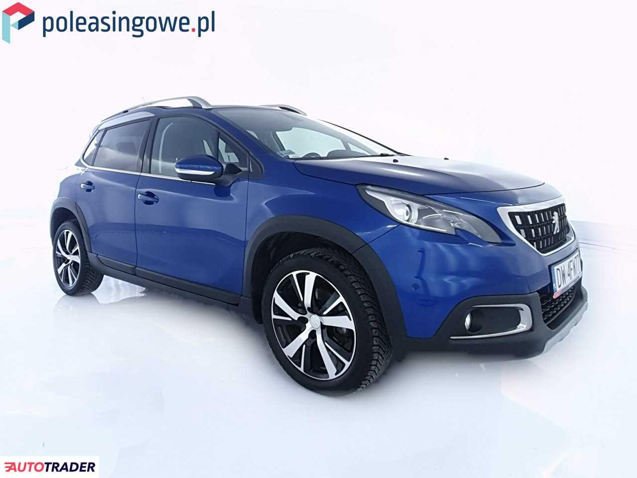 Peugeot 2008 2019 1.2 110 KM