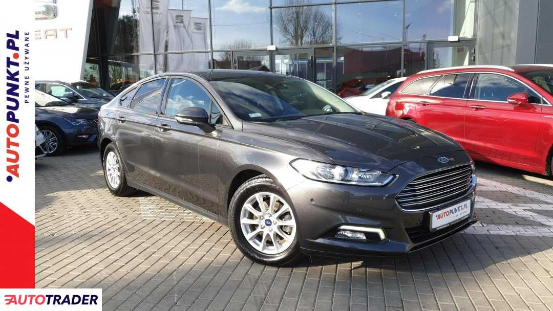 Ford Mondeo 2017 2 150 KM