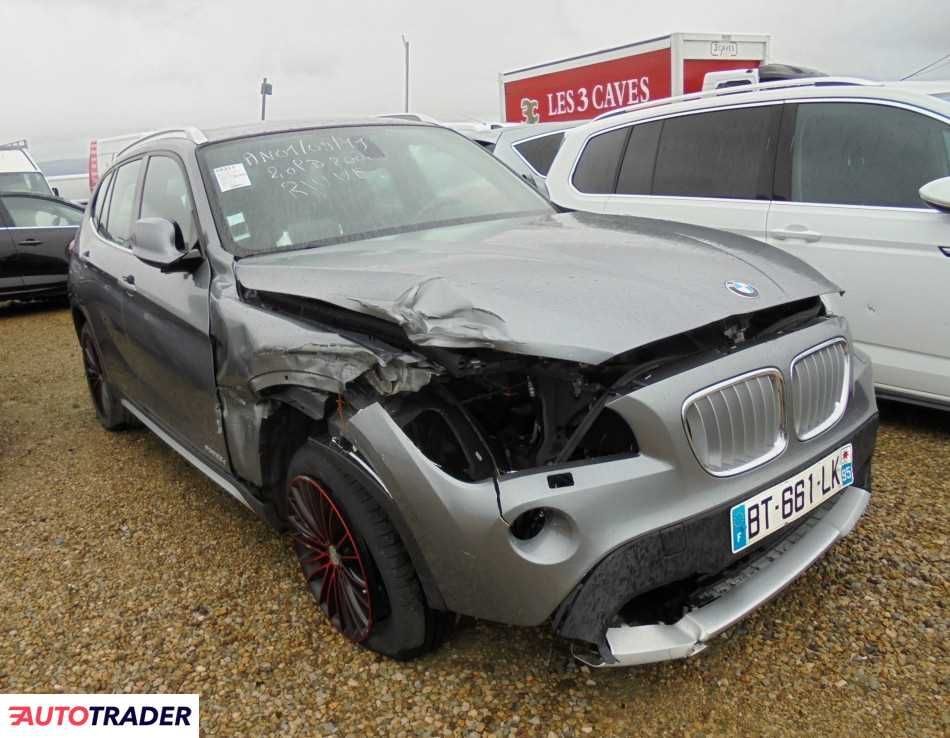 BMW X1 2011 2 204 KM