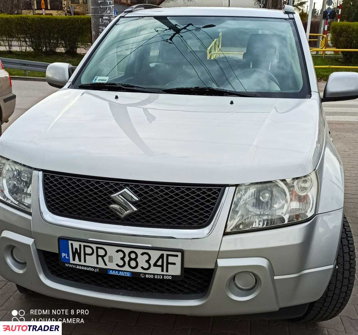Suzuki Pozostałe 2005 1.6 78 KM