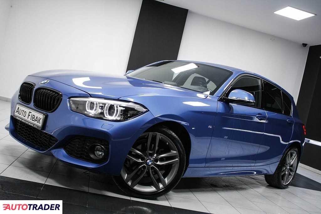BMW 118 2018 1.5 136 KM