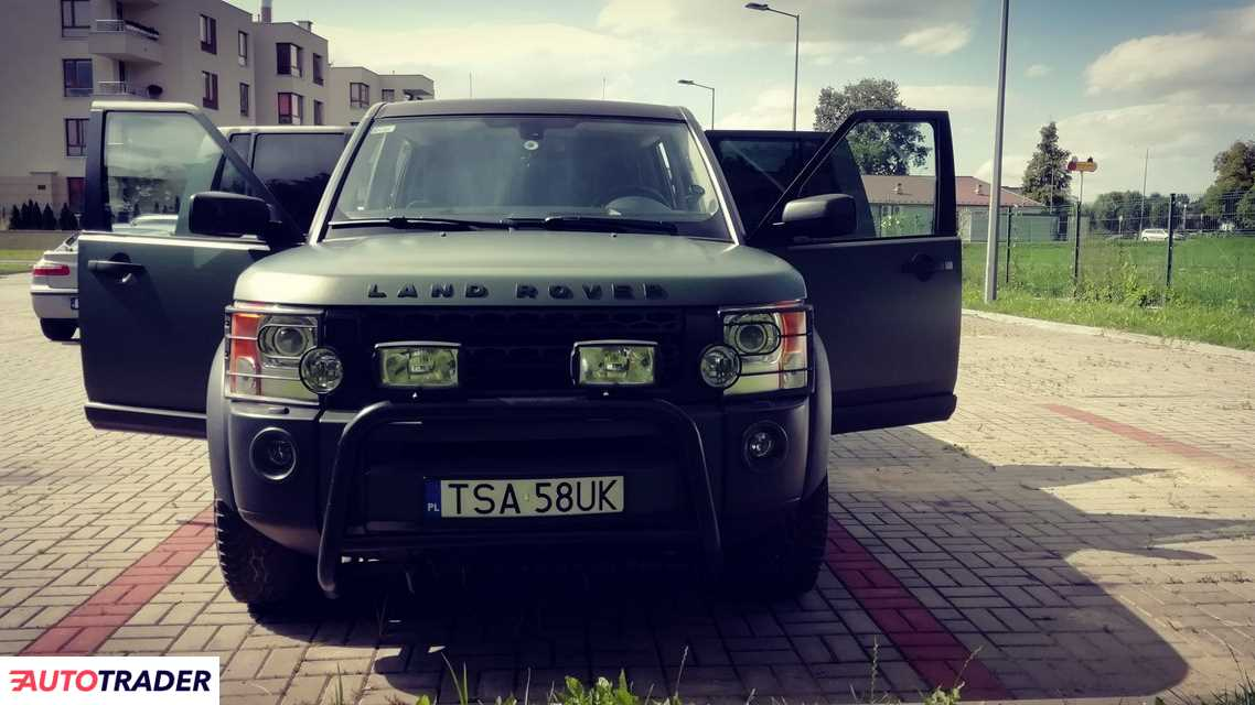 Land Rover Discovery 2007 2.7 190 KM
