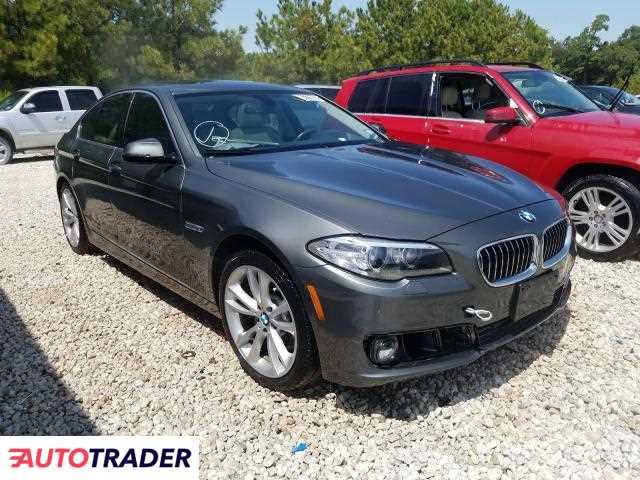 BMW 535 2015 3