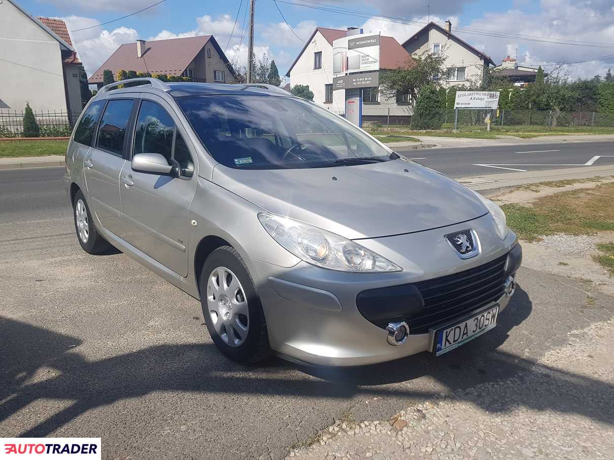 Peugeot 307 2005 1.6 95 KM