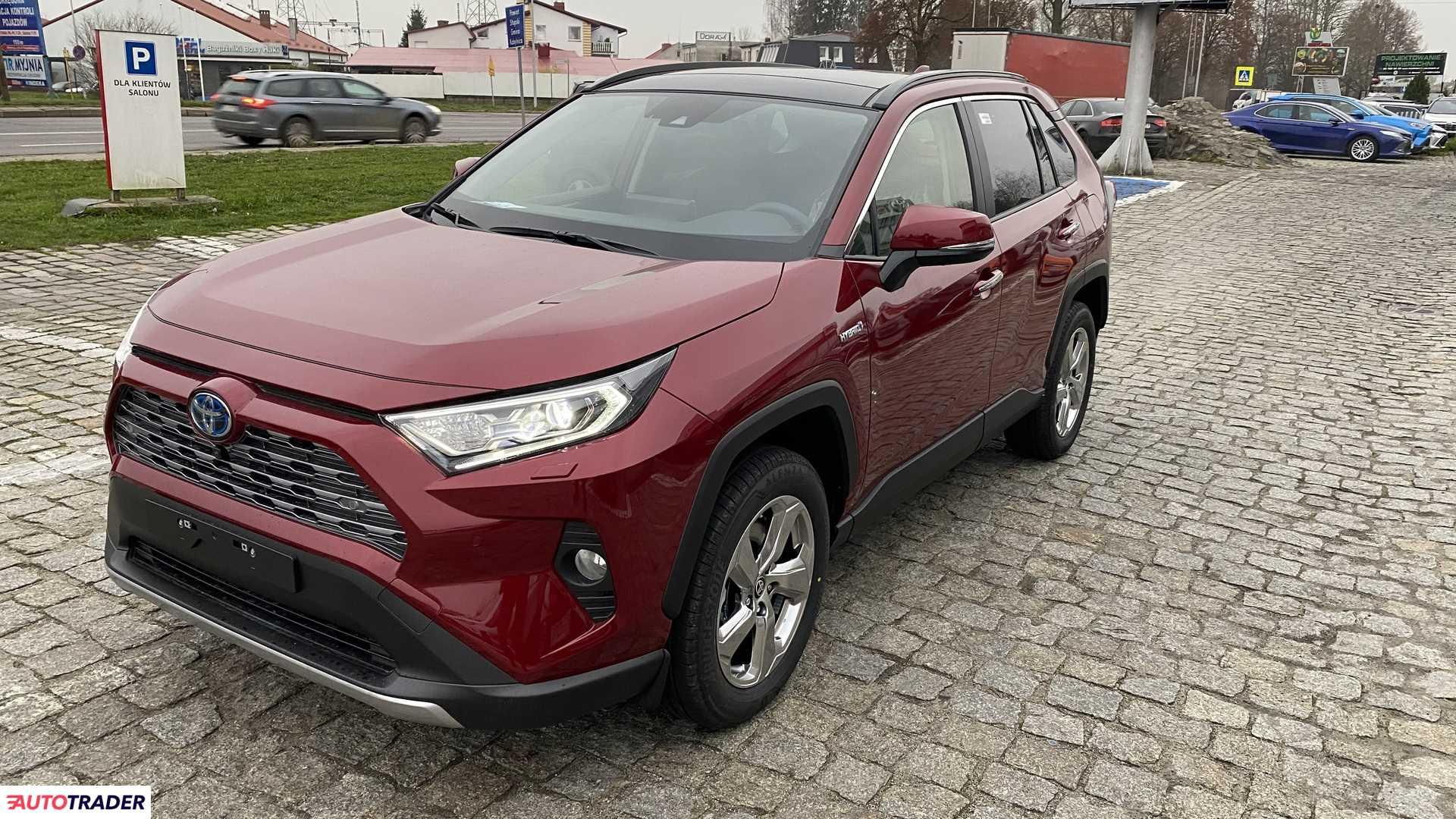 Toyota RAV 4 2019 2.5 222 KM