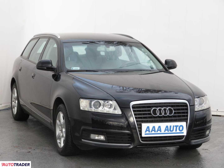 Audi A6 2011 2.0 167 KM