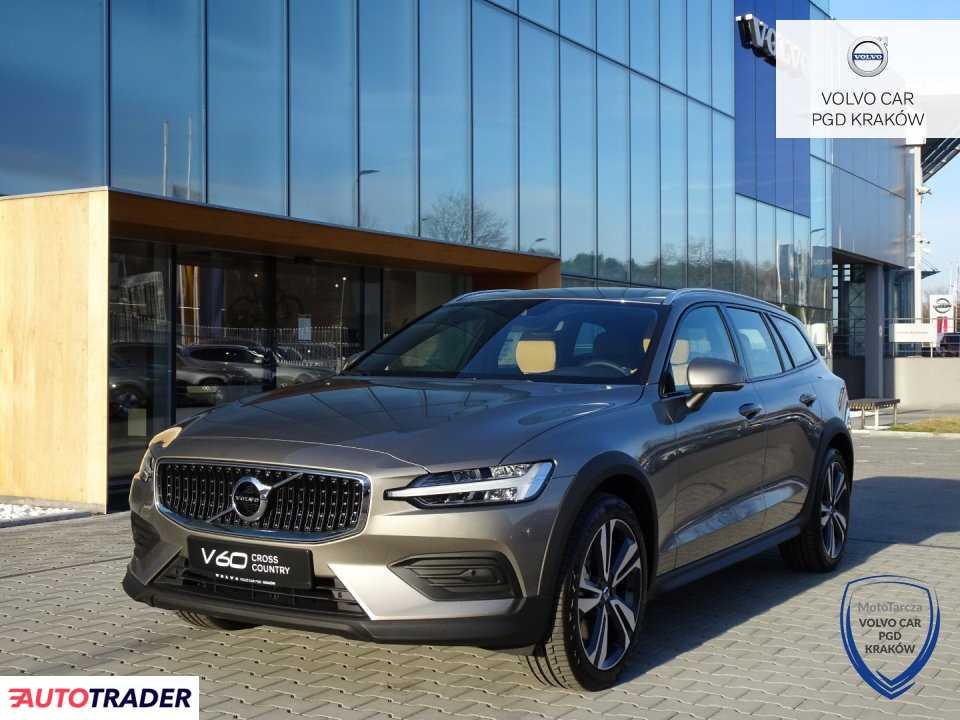 Volvo V60 2019 2.0 250 KM