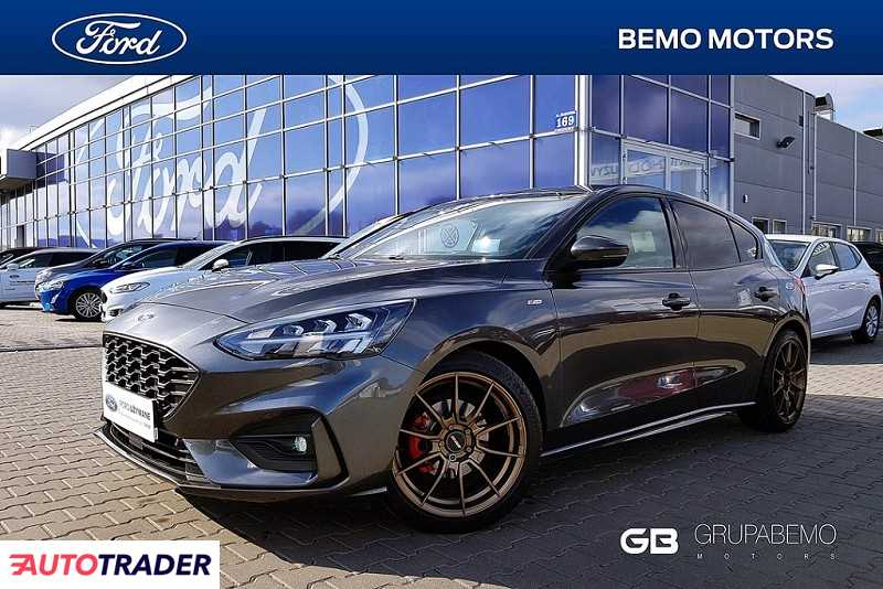 Ford Focus 2018 1.5 150 KM