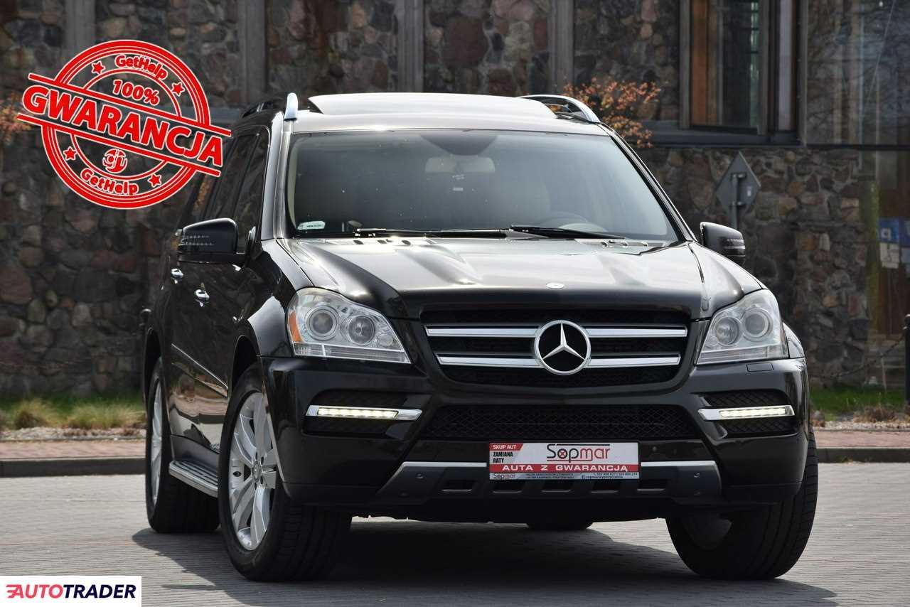Mercedes GL 2011 3.0 211 KM