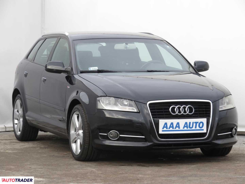Audi A3 2012 2.0 138 KM