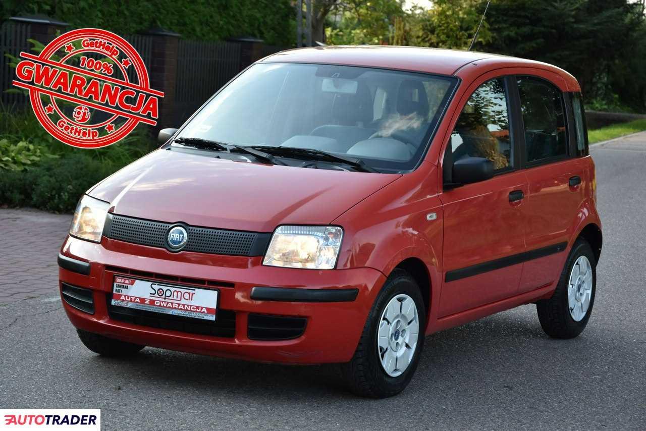 Fiat Panda 2005 1.1 55 KM