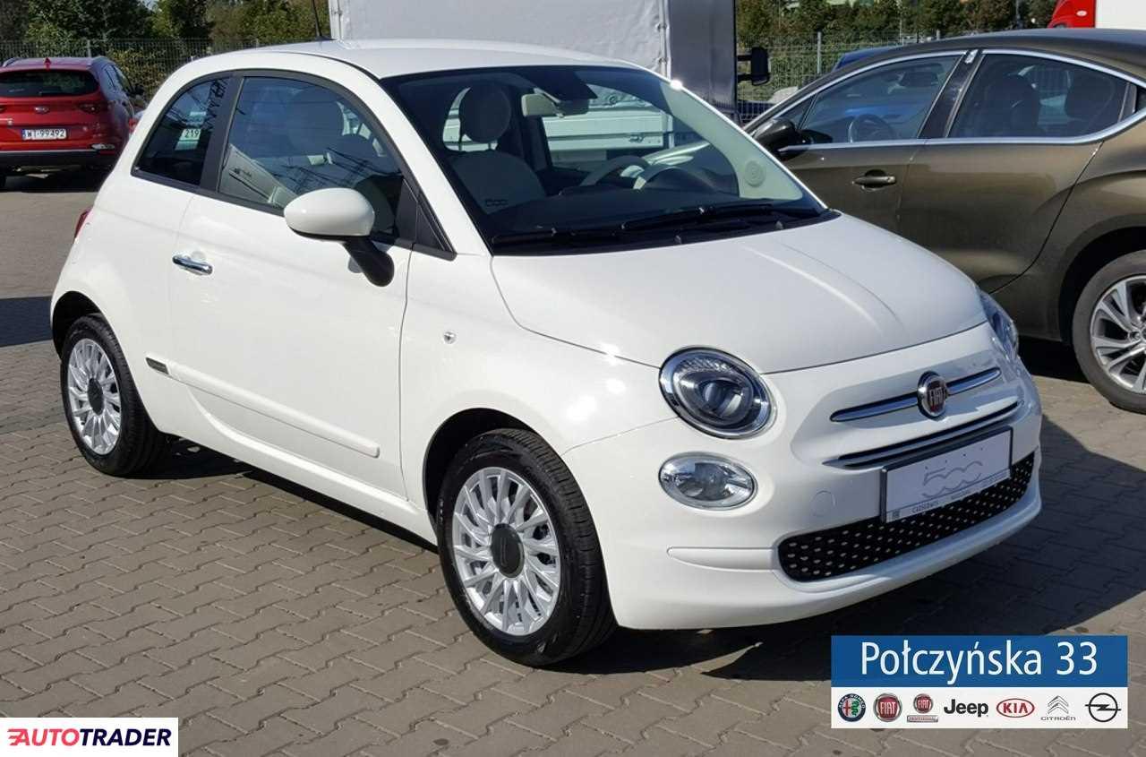 Fiat 500 2021 1.0 70 KM