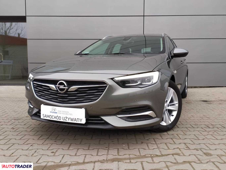 Opel Insignia 2018 1.5 165 KM