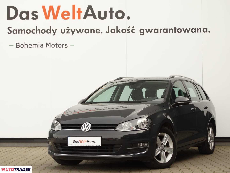 Volkswagen Golf 2016 2.0 150 KM