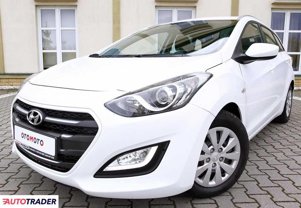 Hyundai i30 2017 1.4 101 KM