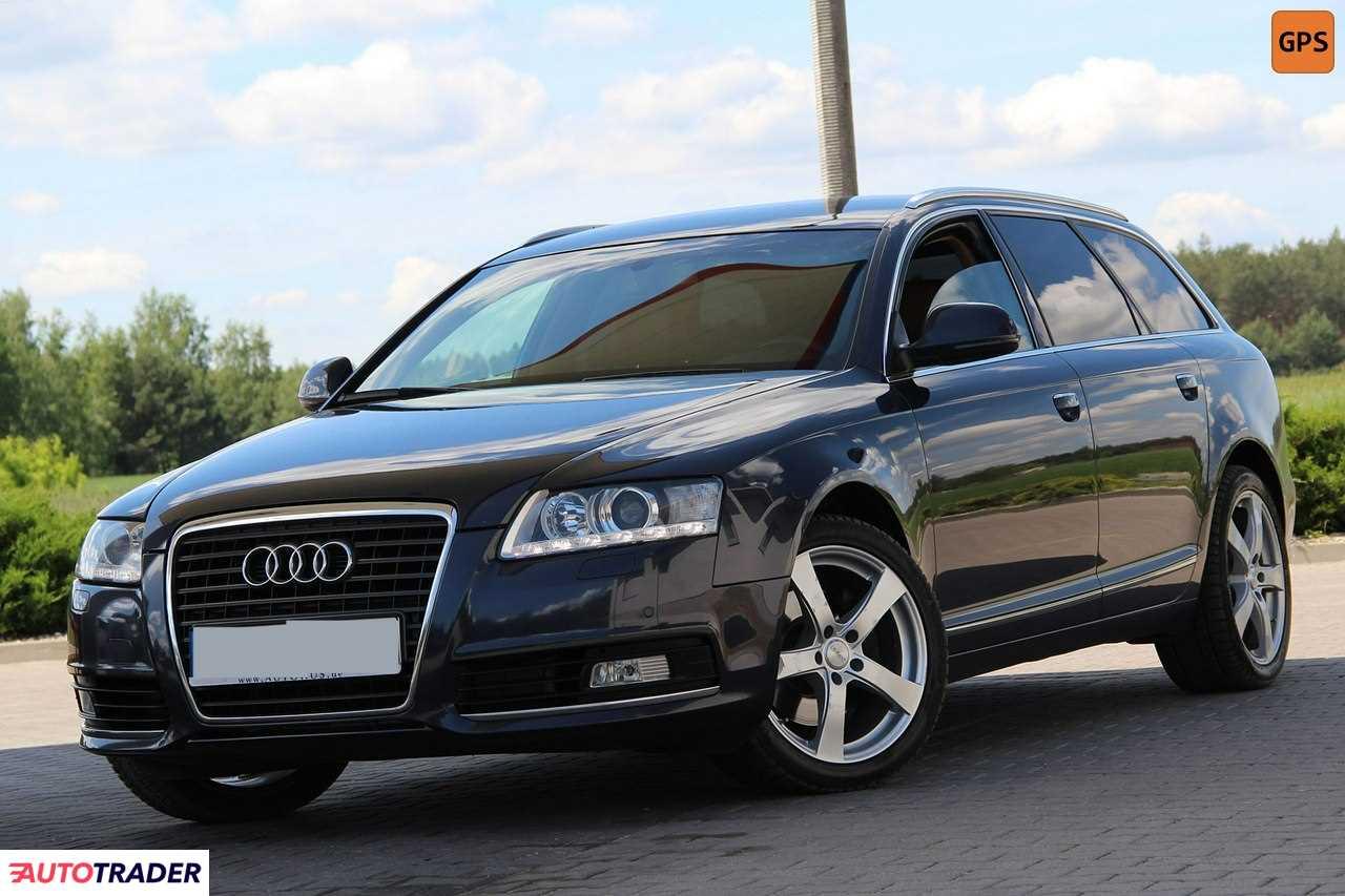 Audi A6 2010 2 170 KM