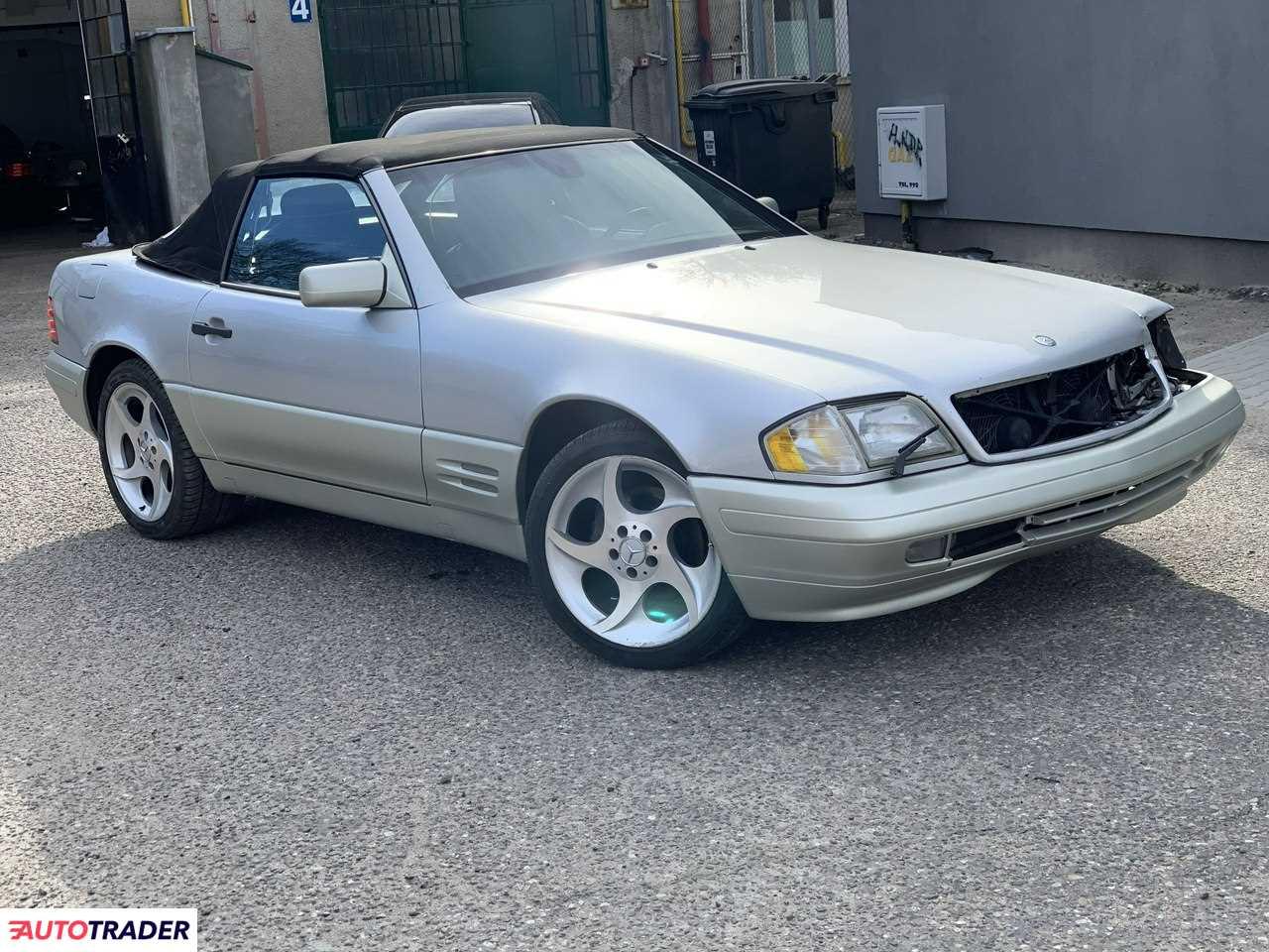 Mercedes SL 1998 5 326 KM