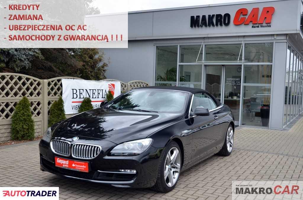 BMW 650 2015 4.4 449 KM